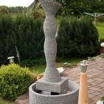 Steinmetz Rose - Ilmenau - Ziersteine Bildhauerkunst, Natursteinkunst